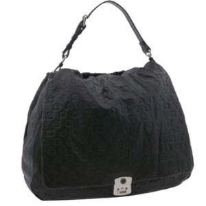 Marc by Marc Jacobs 'Puckered Mouse' Embossed Bag